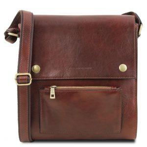 Мъжка кожена чанта OLIVER TL141656-02