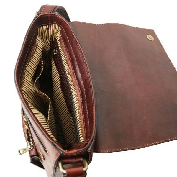 Мъжка кожена чанта OLIVER TL141656-04