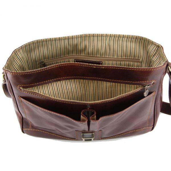 Мъжка кожена чанта PADOVA TL140891-02