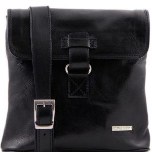 Мъжка кожена чанта за през рамо ANDREA TL9087-06