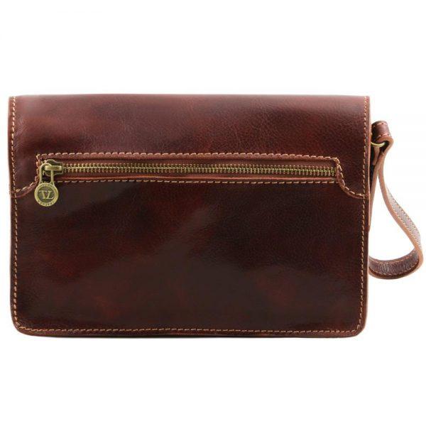 Мъжка кожена чанта за ръка MAX TL8075-02