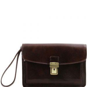 Мъжка кожена чанта за ръка MAX TL8075-07