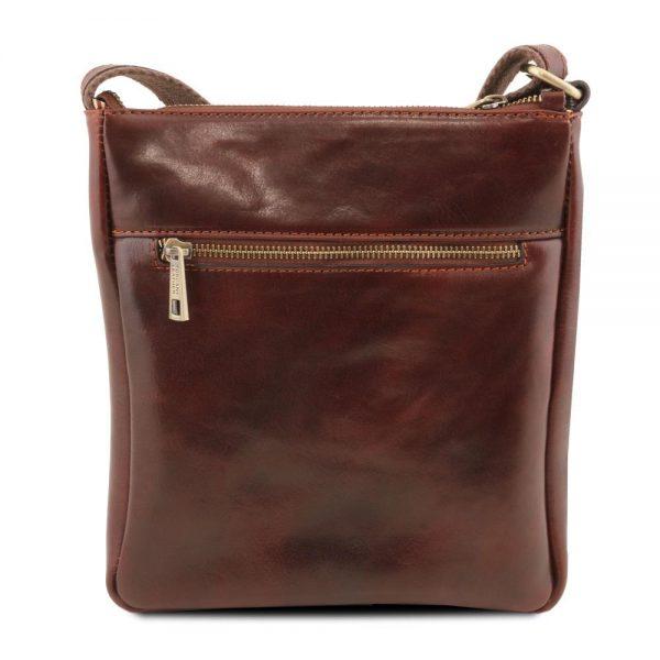 Мъжка кожена чанта за рамо JASON TL141300-01