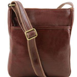 Мъжка кожена чанта за рамо JASON TL141300-05
