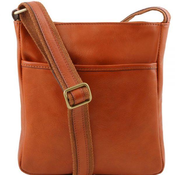 Мъжка кожена чанта за рамо JASON TL141300-07