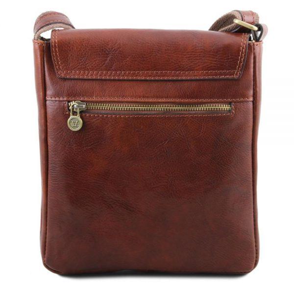Мъжка кожена чанта за рамо JOHN TL141408-01