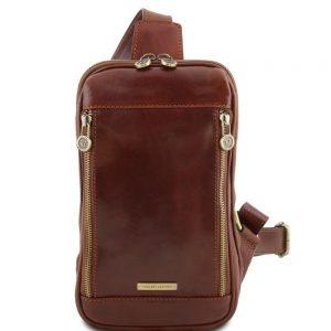 Мъжка кожена чанта за рамо MARTIN TL141536-05