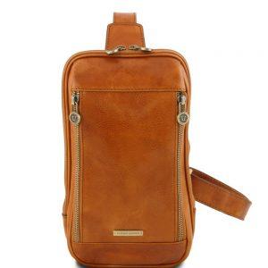 Мъжка кожена чанта за рамо MARTIN TL141536-07