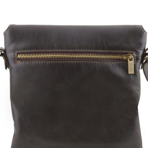 Мъжка кожена чанта за рамо MORGAN TL141511-02
