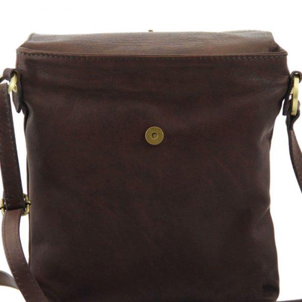 Мъжка кожена чанта за рамо MORGAN TL141511-03