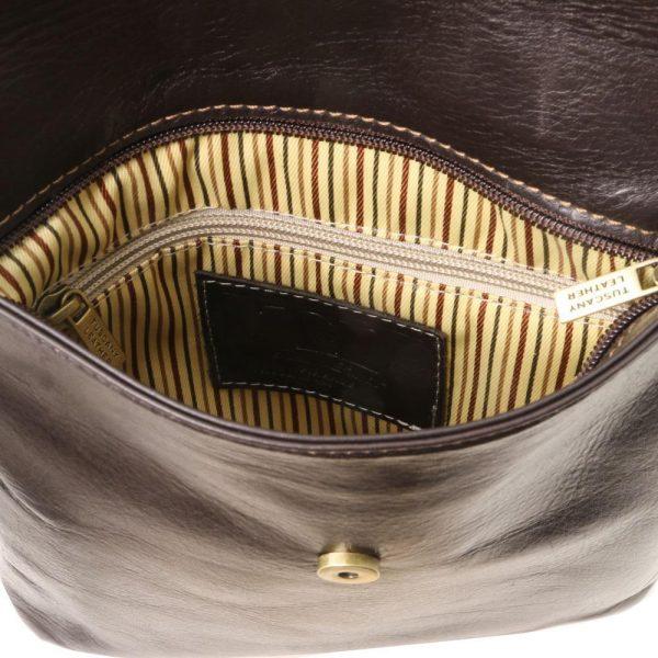 Мъжка кожена чанта за рамо MORGAN TL141511-04