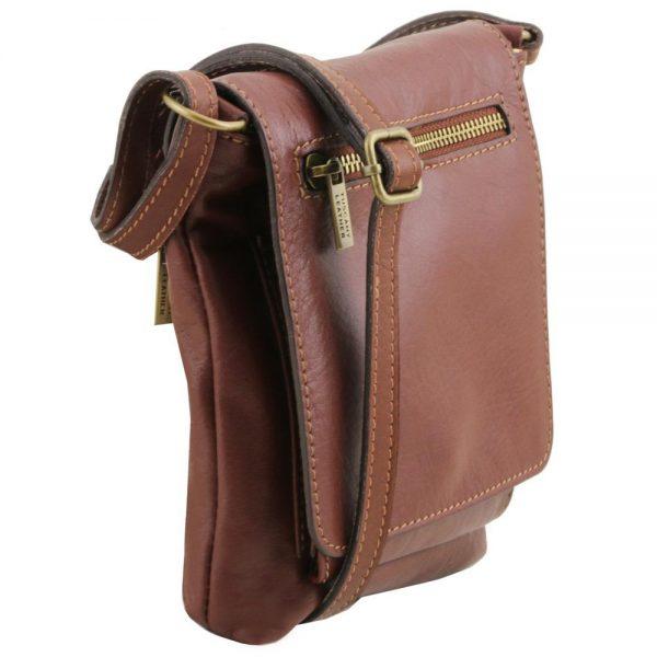 Мъжка кожена чанта за рамо SASHA TL141510-01