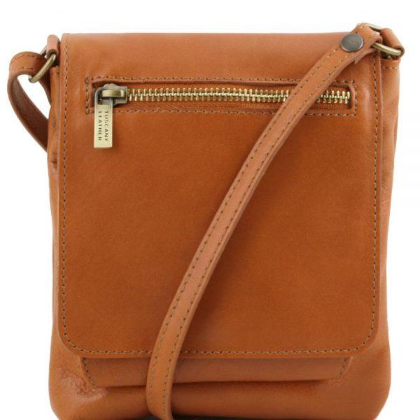 Мъжка кожена чанта за рамо SASHA TL141510-09
