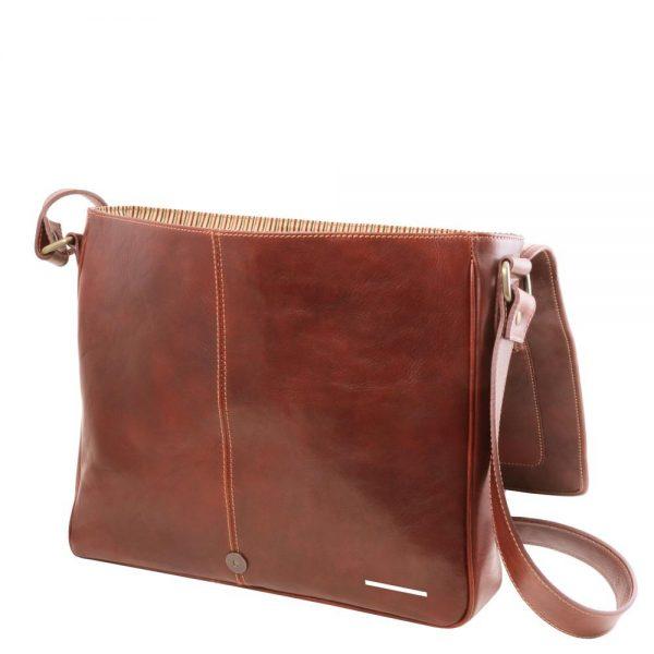 Мъжка кожена чанта за рамо TL MESSENGER TL141650-06