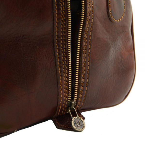 Мъжка кожена пътна чанта FRANCOFORTE TL140935-02