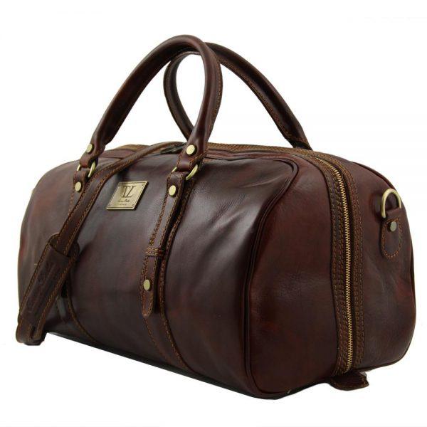 Мъжка кожена пътна чанта FRANCOFORTE TL140935-03