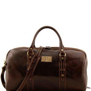 Мъжка кожена пътна чанта FRANCOFORTE TL140935-06