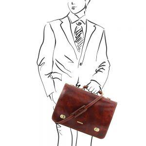 Мъжки бизнес куфар SIENA TL10054-03