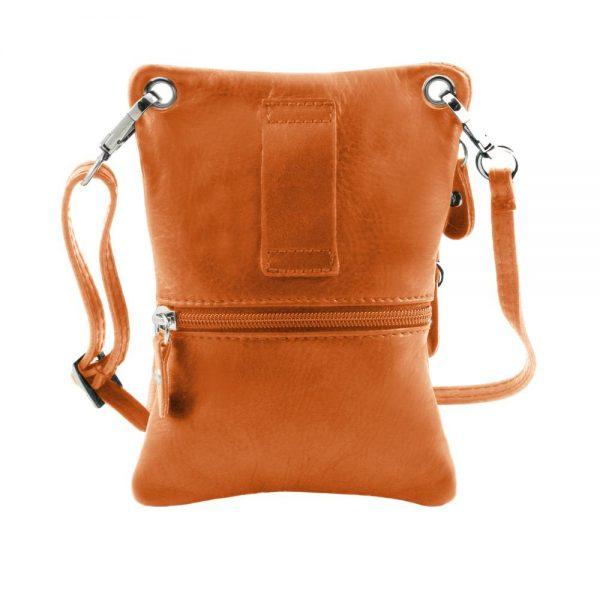 Мека кожена чанта за рамо TL BAG TL141368-01