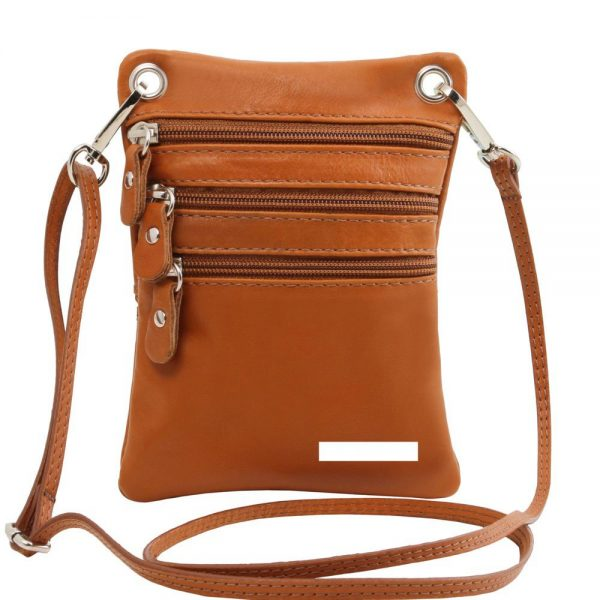 Мека кожена чанта за рамо TL BAG TL141368-04