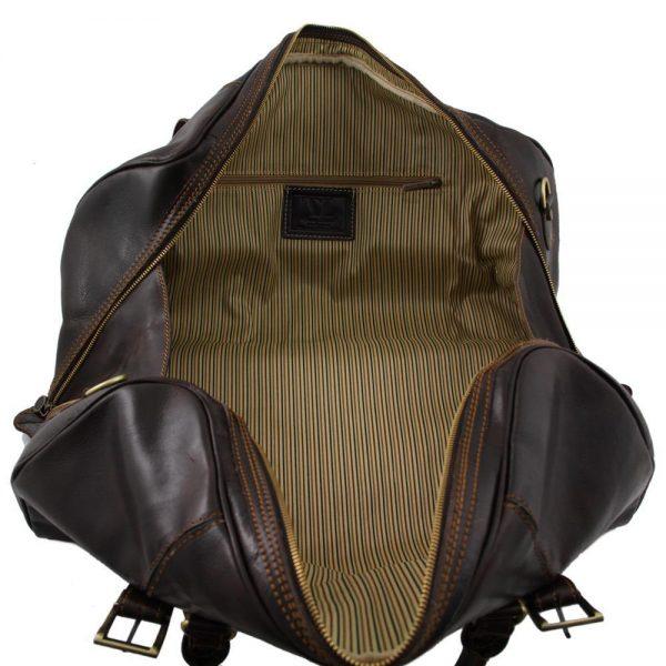Пътна кожена чанта BERLIN TL1013-01