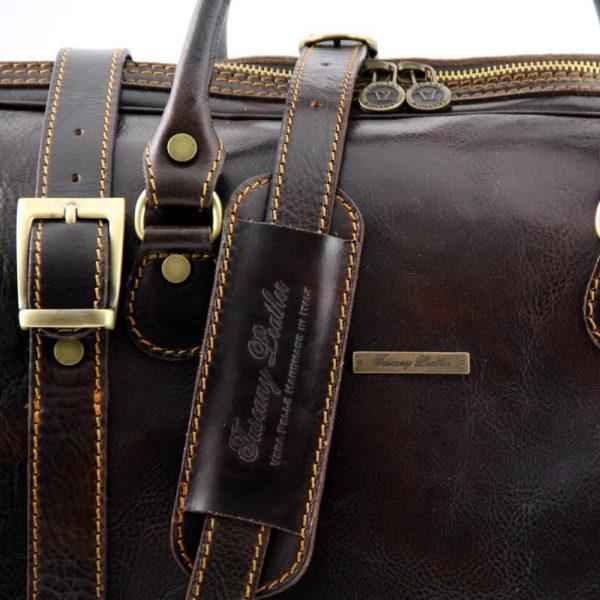 Пътна кожена чанта BERLIN TL1013-02