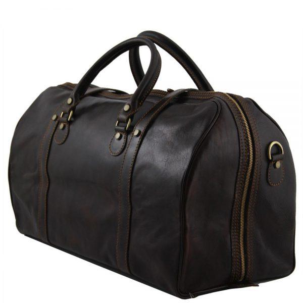 Пътна кожена чанта BERLIN TL1013-03