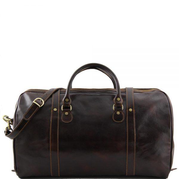 Пътна кожена чанта BERLIN TL1013-04
