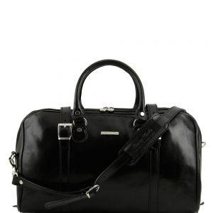 Пътна кожена чанта BERLIN TL1014-06