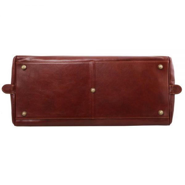 Пътна кожена чанта TL VOYAGER TL141422-02