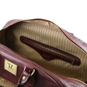 Пътна кожена чанта TL VOYAGER TL141422-03