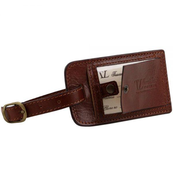 Пътна кожена чанта TL VOYAGER TL141422-04