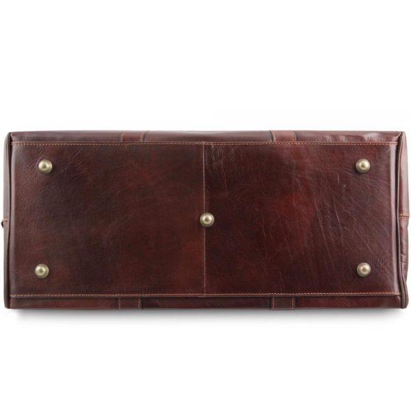 Сет голяма и малка мъжки кожени чанти MARCO POLO TL141246-04