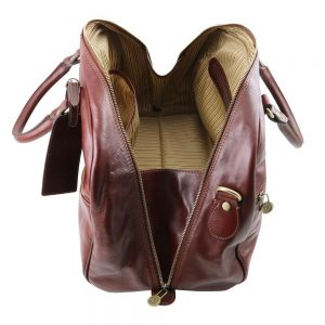 Сет кожена чанта и чанта за път MAGELLAN TL141258-01