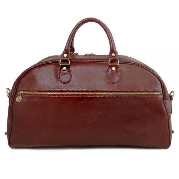 Сет кожена чанта и чанта за път MAGELLAN TL141258-03