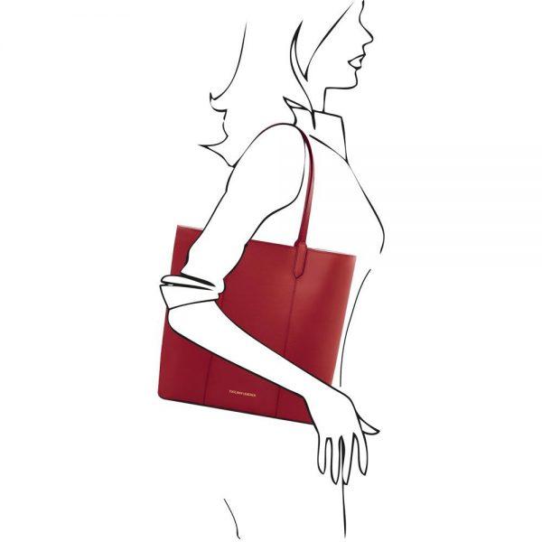 Стилна дамска чанта TL141709-04