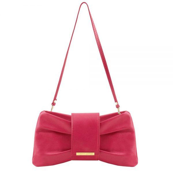 Стилна кожена чанта TL141358-06