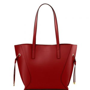Стилна кожена чанта TL141625-04