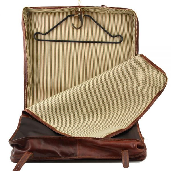 Травел сет пътни кожени чанти LUXURIOUS TL141078-01