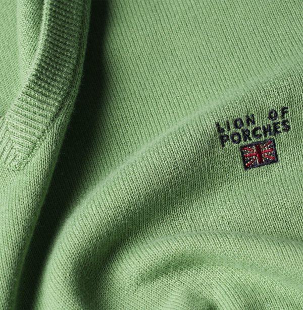 памучен мъжки пуловер