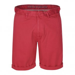 мъжки червени шорти