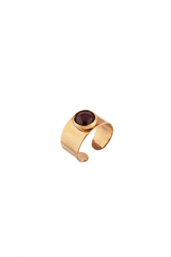 Бляскав пръстен