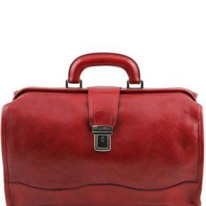 пътна кожена чанта
